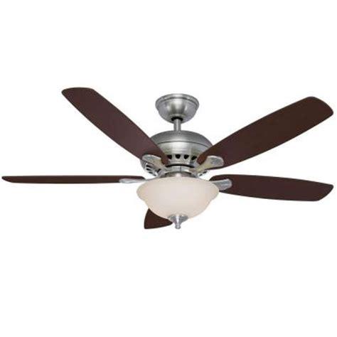 Hton Bay Southwind Ceiling Fan Manual by Hton Bay Southwind 52 In Brushed Nickel Ceiling Fan