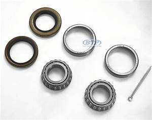 1 Inch Trailer Wheel Bearing Kit With Races  Seal