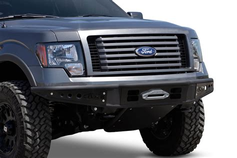 shop   ford   front bumpers  winch mounts