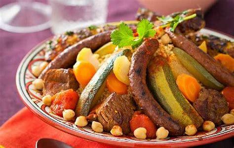 couscous royal marocain couscous plats du maroc