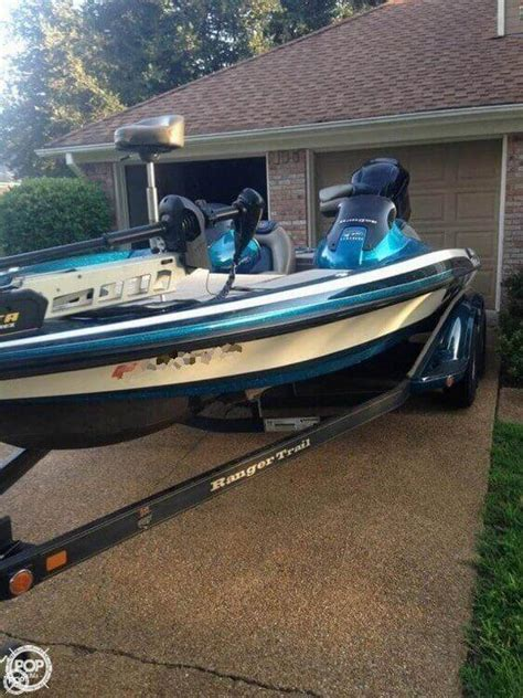Ranger Aluminum Boats For Sale In Mississippi by 2006 Used Ranger Boats Z20 Comanche Dual Console Bass Boat