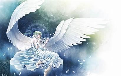 Wings Angel Anime Wallpapers Pixelstalk Couple