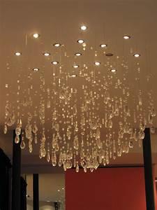 Diy crystal chandelier chandeliers