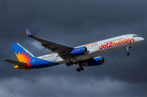 The aircraft suffered a failure of its right hand engine (engine number 2) about 4 minutes after take off and landed back at. Jet2 flight suffers engine failure after suspected bird strike