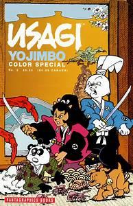 Usagi Yojimbo Color Special #2 The Doors Issue