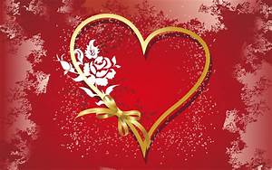 Valentine Hearts Wallpaper, Love Heart Wallpapers ...