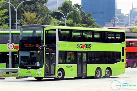 Go-ahead Bus Service 12e