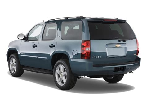 chevrolet tahoe chevy picturesphotos gallery