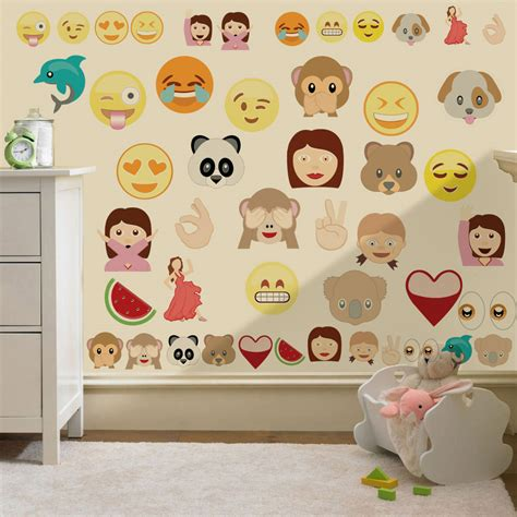 Material For Curtains Uk by Children S Emoji Design Bedding Bedroom Collection