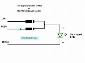 Led Turn Signal On Dr650 Dash Light Help