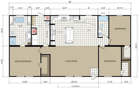 cedarbrooke cb homes  merit homes  merit floor plans mobile home floor