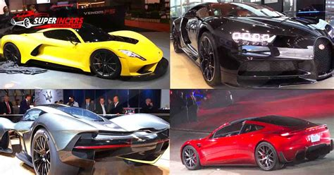 top  fastest super cars   world