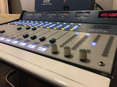 Broadcast Consoles :: Radio Systems Millenium RS-12. 12 ...