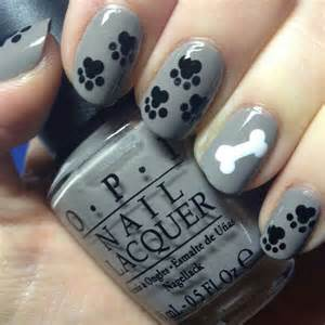 Best ideas about dog nail art on nails