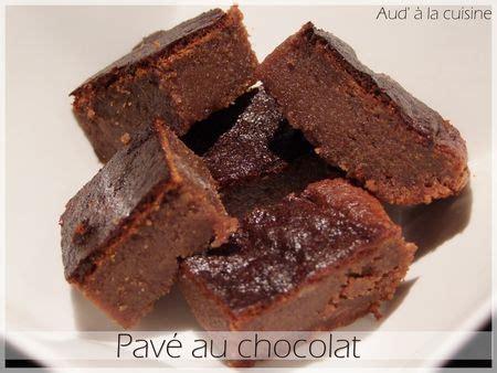 aud a la cuisine jeu interblog pavé au chocolat aud 39 à la cuisine
