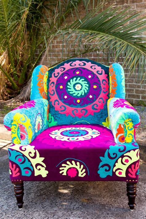 tree  life psychedelic chair         home