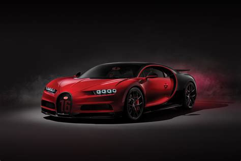 Bugati Car : The Bugatti Chiron Sport Is A More Precise Version Of An