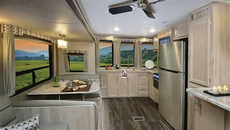 rv floor plans front kitchen layout rv wholesale