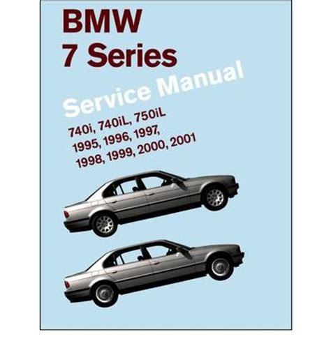 small engine maintenance and repair 1995 bmw 7 series free book repair manuals bmw 7 series service manual 1995 2001 e38 sagin workshop car manuals repair books