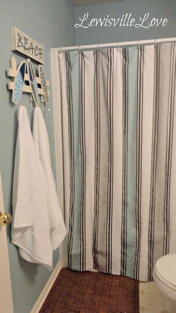shower curtain  tj maxx  colors stripes