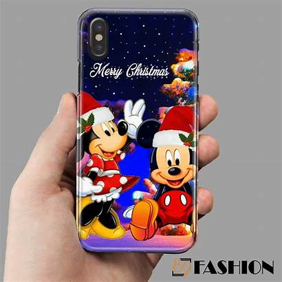 Case Phone Minnie Mouse Mickey Merry Iphone