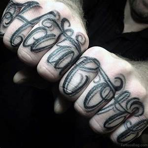 80 Super Awesome Finger Tattoos For Men