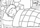 Sleep Coloring Pages Print sketch template