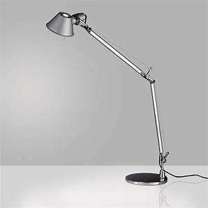 Artemide tolomeo classic table lamp gr shop canada for Designer reading floor lamp
