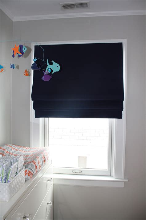 The Perfect Roman Shade For A Kid's Room Twoinspiredesign