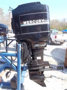 100 HP Mercury Outboard Motor