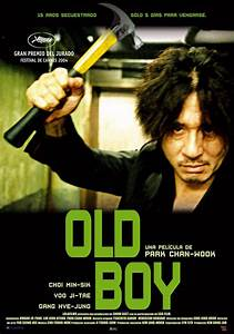 On The Vengeance Trilogy (Sympathy for Mr Vengeance, Oldboy, and Sympathy for Lady Vengeance