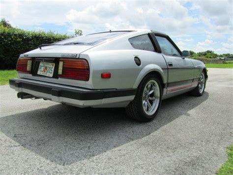 Buy Used 280zx Turbo Datsun Nissan Silver Sportscar 280z