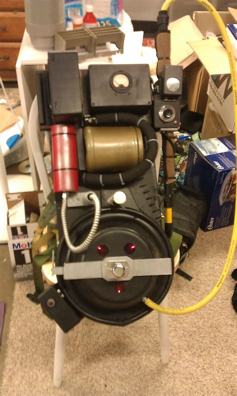 Ghostbusters Proton Pack Plans by Ghostbusters Proton Pack Plans 91265 Loadtve