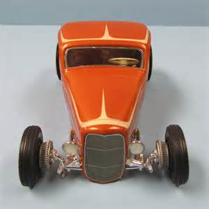 Custom Hot Rod Model Cars