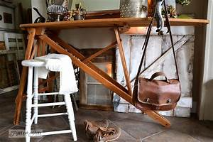 Fall Junkers Unite With An Ironing Board Table A Pin