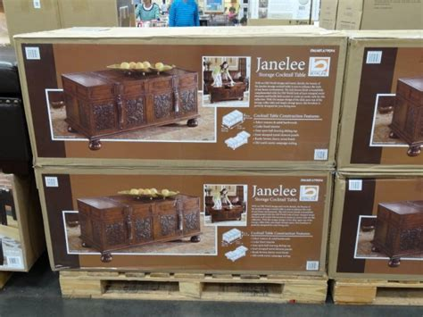 janelee storage cocktail table berkline janelee storage cocktail table