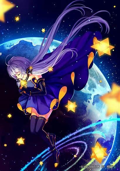 Stardust Xingchen Vocaloid Anime Fanart Zerochan Pixiv