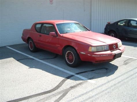 1988 Mercury Cougar Xr7