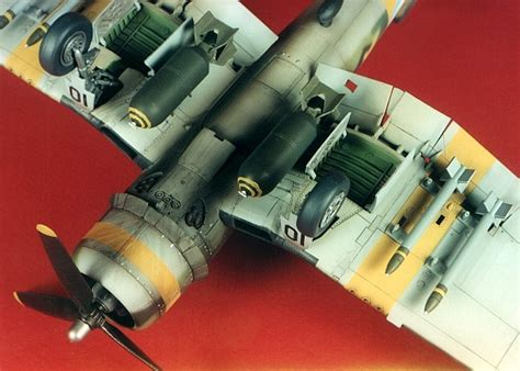 Weathering Model Aircraft By David W Aungst
