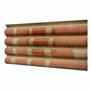 Plaque Ondulée Pour Toiture : everite couleur tuile prix tole pour couverture de toit ~ Premium-room.com Idées de Décoration