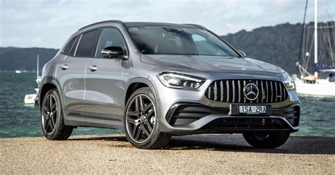 The original gla was launched five years ago, and almost a million have been sold globally since then. 2020 Mercedes-AMG GLA35 4Matic review | CarExpert