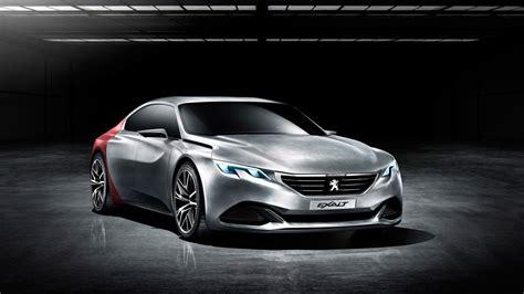 2014 Peugeot Exalt Concept Wallpaper