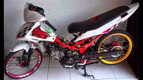 Modifikasi Jupiter Mx Ayam Jago by Modif Jupiter Mx Ayago Koleksi Jupiter Mx King Modif