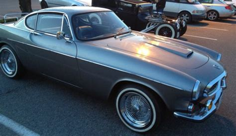 volvo other coupe 1968 gray for sale volvo p1800 volvo 1800 volvo p1800s one