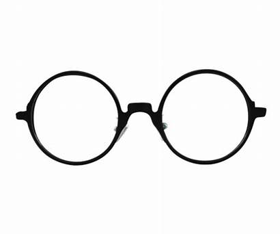 Glasses Transparent Round Eyeglasses Sunglasses Clipart Circle
