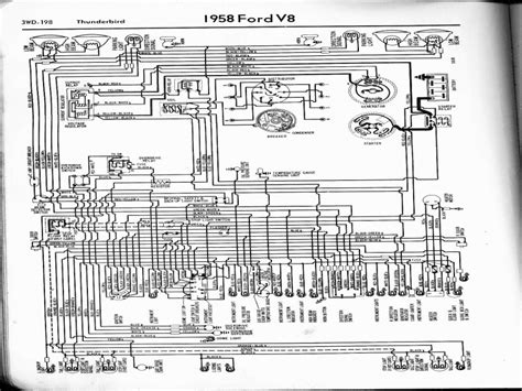 1958 Ford Wiring Diagram by 1958 Ford Fairlane 500 Wiring Diagram Wiring Forums