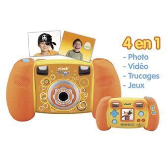 vtech kidizoom kid en orange appareils