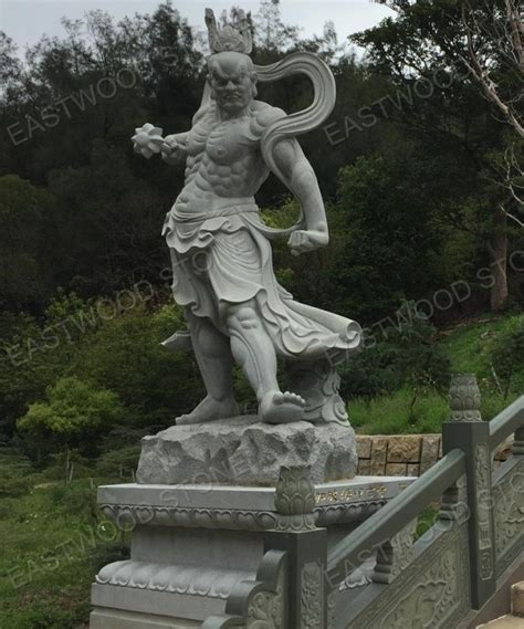 Stone Carving Kongo Rikishi Statue Buy Stone Knight