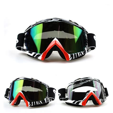 motocross goggles for glasses motorcycle motocross goggles glasses for helmet racing