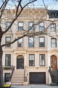 nyc townhouse with garage new home